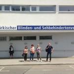 Obisk Zavoda za slepe v štajerski prestolnici Graz